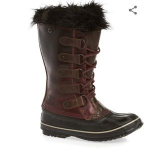 Sorel Joan of Arctic premium stout snow boots